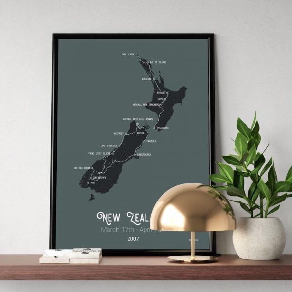 Reisposter NZ